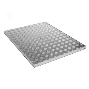 Dural Couvercle tampon PAD 860X660X3,5/5